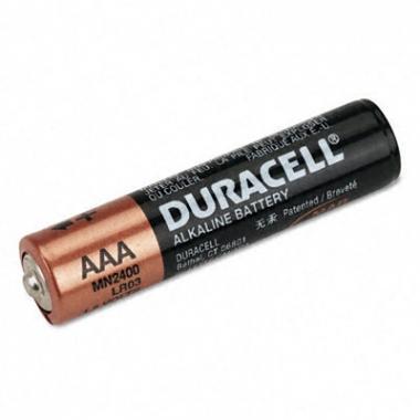 Батарейка Duracell AAA 1 шт.