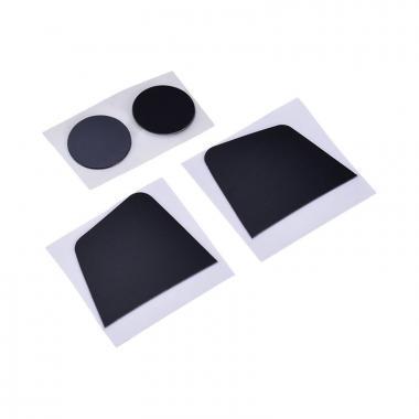 Набор наклеек на корпус для Hubsan Zino PRO, черный - ZINO000-72